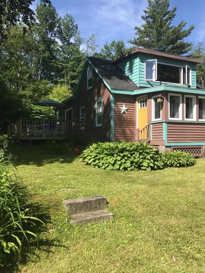 Berkshire County Single Family Home For Sale: 133 Chestnut Rd