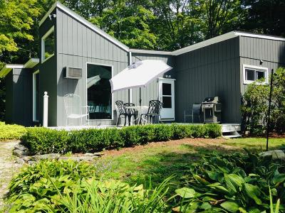 Berkshire County Single Family Home For Sale: 341 Long Pond Rd