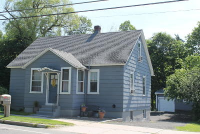 Pittsfield Single Family Home For Sale: 58 Highland Ave