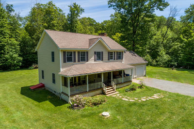 Berkshire County Single Family Home For Sale: 24 Housatonnuck Rd