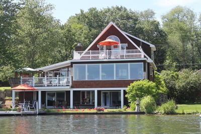 Lanesboro Single Family Home For Sale: 123 Narragansett Ave