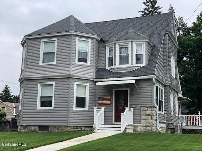 Pittsfield Single Family Home For Sale: 53 Commonwealth Ave