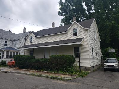 Pittsfield Multi Family Home For Sale: 33 Root Place