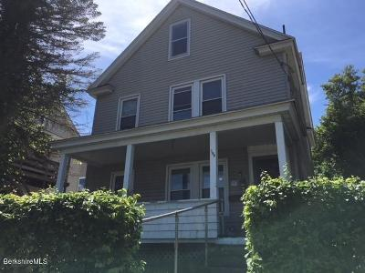 Pittsfield Multi Family Home For Sale: 199 Onota St