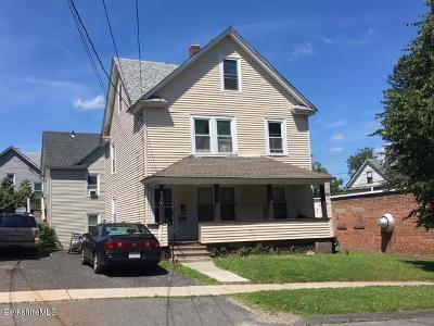 Pittsfield Multi Family Home For Sale: 250 Linden St
