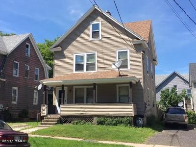 Pittsfield Multi Family Home For Sale: 254 Linden St