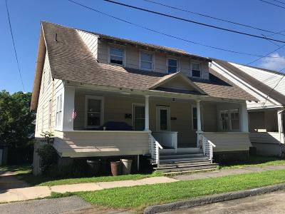 Pittsfield Multi Family Home For Sale: 42-44 Hull Ave