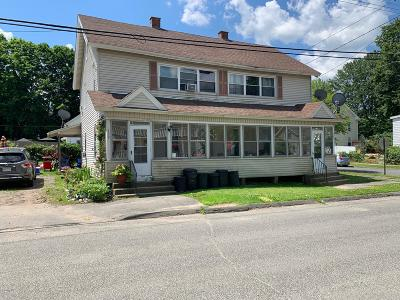 Pittsfield Multi Family Home For Sale: 139 Madison Ave