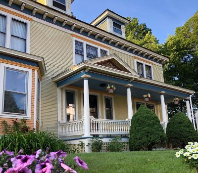 Adams, Clarksburg, Florida, New Ashford, North Adams, Savoy, Williamstown Single Family Home For Sale: 329 East Main St