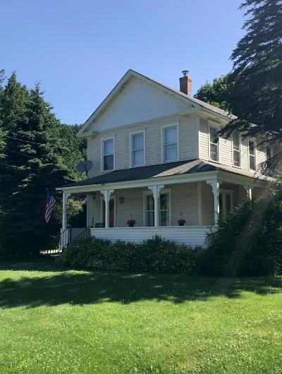 Adams, Clarksburg, Florida, New Ashford, North Adams, Savoy, Williamstown Single Family Home For Sale: 792 North Hoosac Rd