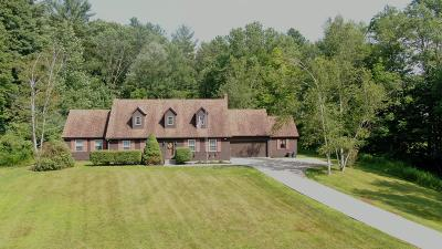 Pittsfield MA Single Family Home For Sale: $375,000