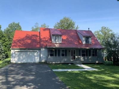 Pittsfield MA Single Family Home For Sale: $329,900