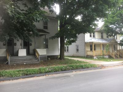 Pittsfield Multi Family Home For Sale: 123 Lincoln St