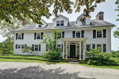 Berkshire County Single Family Home For Sale: 300 Blue Hill Rd
