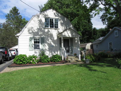 Pittsfield MA Single Family Home For Sale: $185,900