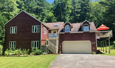 Berkshire County Single Family Home For Sale: 365 Dalton Division Rd