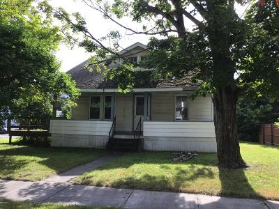 Pittsfield MA Single Family Home For Sale: $113,000