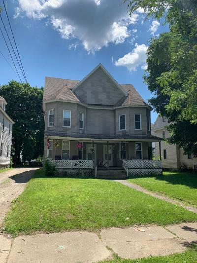 Pittsfield Multi Family Home For Sale: 70 Lenox Ave