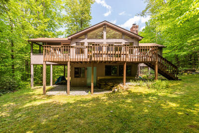 Berkshire County Single Family Home For Sale: 309 Sanctuary Ln