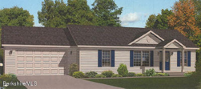 Adams, Clarksburg, Florida, New Ashford, North Adams, Savoy, Williamstown Single Family Home For Sale: Chapel Lot 14 Rd