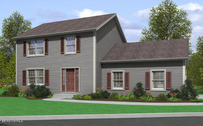 Adams, Clarksburg, Florida, New Ashford, North Adams, Savoy, Williamstown Single Family Home For Sale: Chapel Lot 15 Rd
