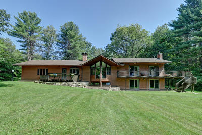 Pittsfield Single Family Home For Sale: 475 Hancock Rd