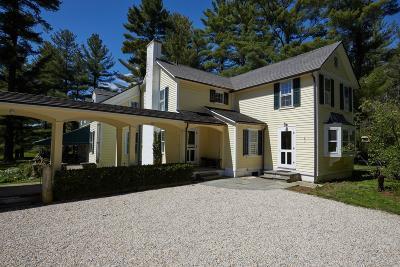 Berkshire County Single Family Home For Sale: 95 Devon Rd