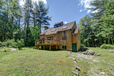Berkshire County Single Family Home For Sale: 726 Main Rd