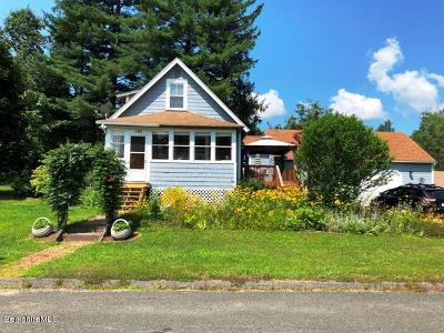 Pittsfield Single Family Home For Sale: 103 Clarendon St