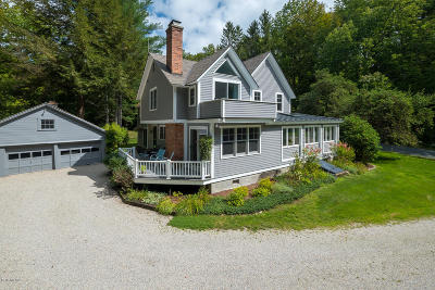 Berkshire County Single Family Home For Sale: 537 White Oaks Rd