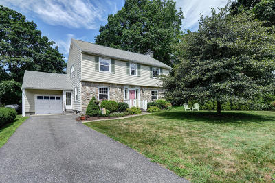 Pittsfield Single Family Home For Sale: 36 Concord Pkwy
