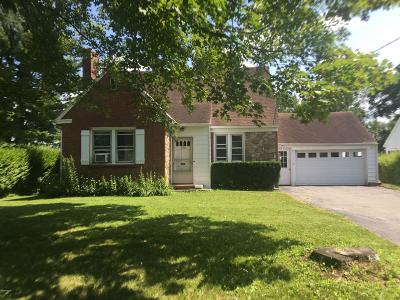 Pittsfield Single Family Home For Sale: 120 Elberon Ave