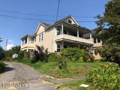 Pittsfield Multi Family Home For Sale: 1067 Tyler St