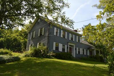 Adams, Clarksburg, Florida, New Ashford, North Adams, Savoy, Williamstown Single Family Home For Sale: 543 South State St