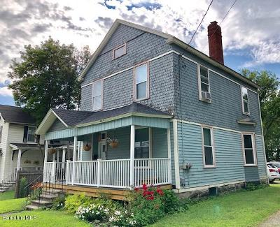 Pittsfield Multi Family Home For Sale: 92 West Housatonic St