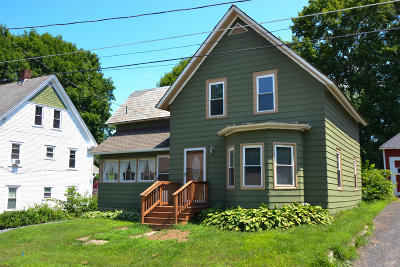 Adams Single Family Home For Sale: 14 High St