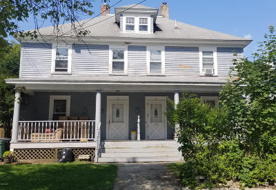 Pittsfield Multi Family Home For Sale: 36 Chickering St