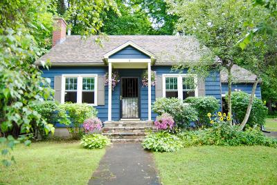 Pittsfield Single Family Home For Sale: 322 Pecks Rd