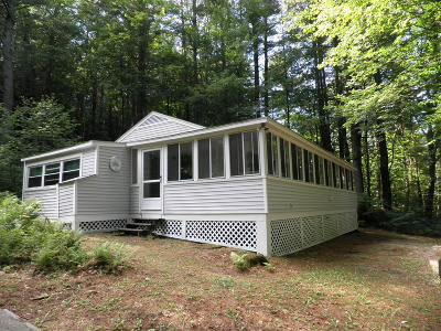 Alford, Becket, Egremont, Great Barrington, Lee, Lenox, Monterey, Mt Washington, New Marlborough, Otis, Sandisfield, Sheffield, South Lee, Stockbridge, Tyringham, West Stockbridge Single Family Home For Sale: 19 Lakeside Dr