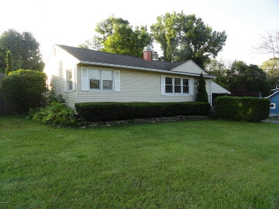 Pittsfield Single Family Home For Sale: 84 Highland Ave