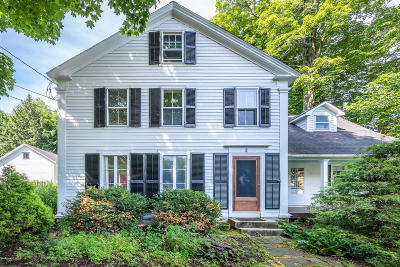 Alford, Becket, Egremont, Great Barrington, Lee, Lenox, Monterey, Mt Washington, New Marlborough, Otis, Sandisfield, Sheffield, South Lee, Stockbridge, Tyringham, West Stockbridge Single Family Home For Sale: 4 Stockbridge Rd