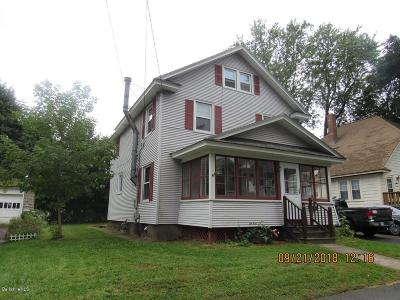 Pittsfield Single Family Home For Sale: 126 Strong Ave