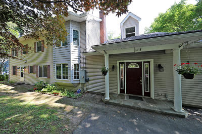 Alford, Becket, Egremont, Great Barrington, Lee, Lenox, Monterey, Mt Washington, New Marlborough, Otis, Sandisfield, Sheffield, South Lee, Stockbridge, Tyringham, West Stockbridge Single Family Home For Sale: 123 Walker St