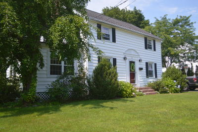Pittsfield Single Family Home For Sale: 47 Windsor Ave