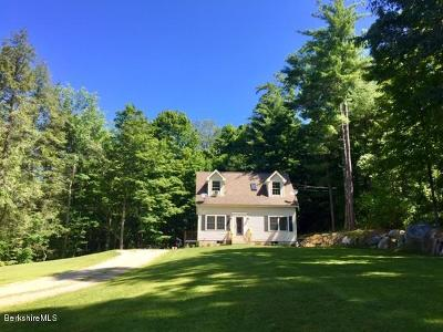 Alford, Becket, Egremont, Great Barrington, Lee, Lenox, Monterey, Mt Washington, New Marlborough, Otis, Sandisfield, Sheffield, South Lee, Stockbridge, Tyringham, West Stockbridge Single Family Home For Sale: 6 Ramsdell Rd