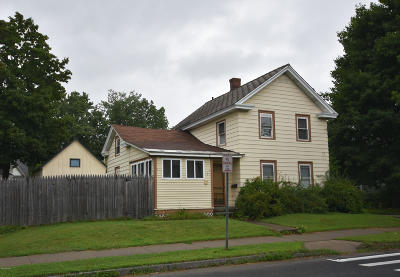Pittsfield Multi Family Home For Sale: 167 2nd St