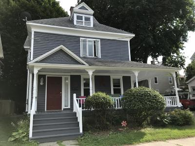 Pittsfield Single Family Home For Sale: 40 Stoddard Ave