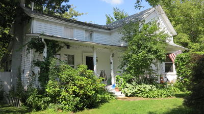Cheshire, Dalton, Hancock, Hinsdale, Lanesboro, Peru, Pittsfield, Richmond, Windsor Single Family Home For Sale: 14 Cove St