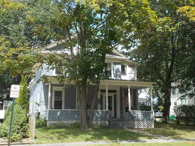 Pittsfield Multi Family Home For Sale: 136 Union St