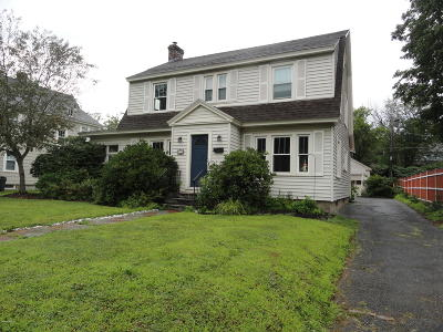 Pittsfield Single Family Home For Sale: 35 Wellesley St